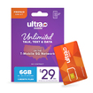 Ultra Mobile - $29 Prepaid Sim Card