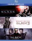 Blade/blade 2/blade: Trinity [3 Discs] [blu-ray] 5706562