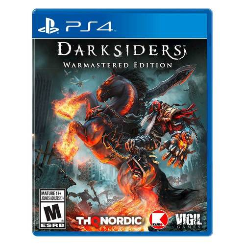 Darksiders: Warmastered Edition – PlayStation 4