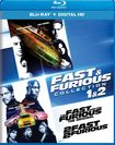 Fast And Furious Collection: 1 And 2 [includes Digital Copy] [ultraviolet] [blu-ray] [2 Discs] 5707409