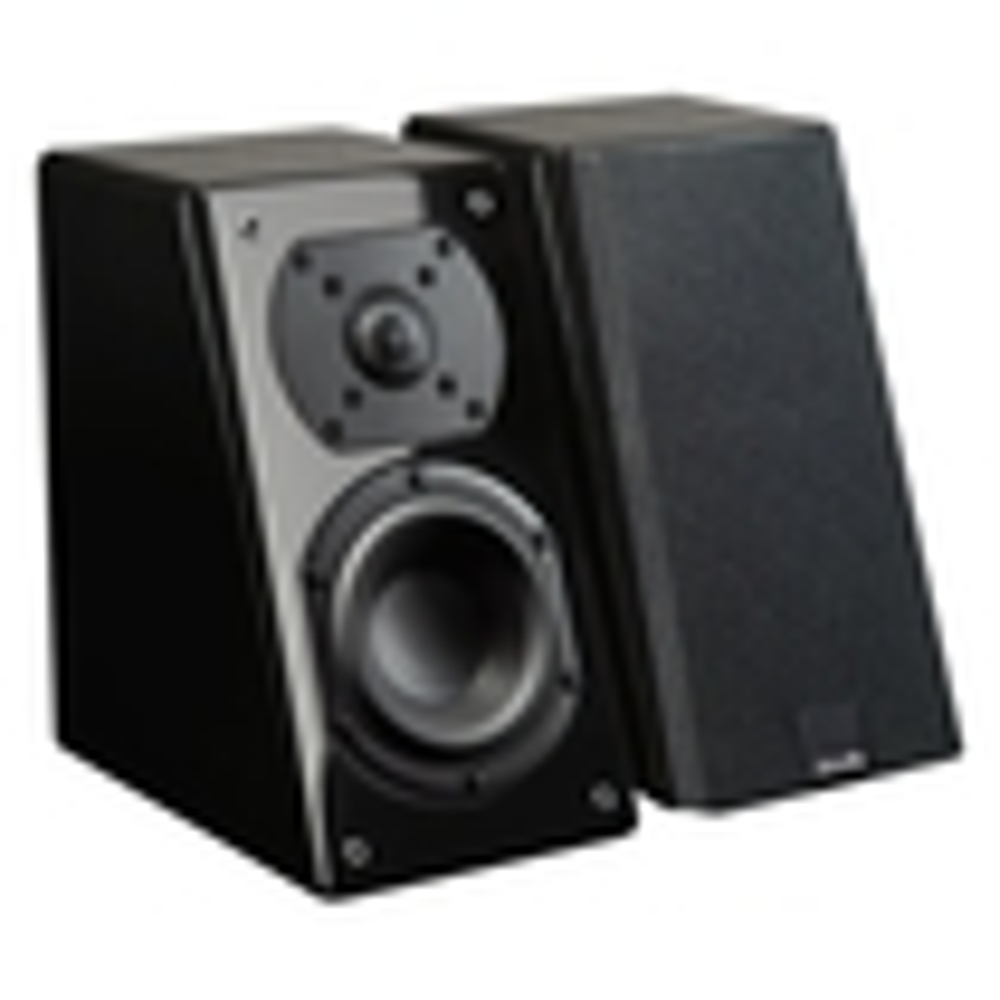 "Svs - Prime 4-1/2"" Passive 2-way Speakers  - Gloss Piano Bla"