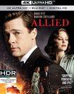 Allied [includes Digital Copy] [4k Ultra Hd Blu-ray/blu-ray] 5708712