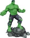 Diamond Select Toys - Marvel Gallery: Hulk Pvc Diorama - Multi 5709020