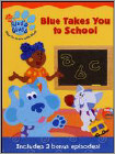 Blue's Clues: Blue Takes You To School (DVD) (Eng)