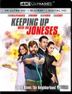 Keeping Up With The Joneses [includes Digital Copy] [4k Ultra Hd Blu-ray/blu-ray] 5709730