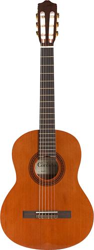 Cordoba - Requinto 580 6-String Half-Size Acoustic Guitar - Mahogany
