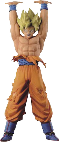 Dragon Ball Z - Dragonball Z Assorted Figure - Multi