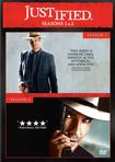 Justified: Seasons 1 And 2 [6 Discs] (dvd) 5711036