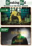Breaking Bad: Season 5 And The Final Season (dvd) 5711038