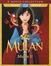 Mulan 2-movie Collection [blu-ray] 5711478