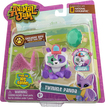 Animal Jam - Light Up Friends With Ring Playset - Pink/white/purple/turquoise 5711634