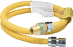 Frigidaire - Procoat Gas Connector Kit For Ranges And Cooktops - Yellow