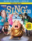 Sing [includes Digital Copy] [3d] [blu-ray] 5711709