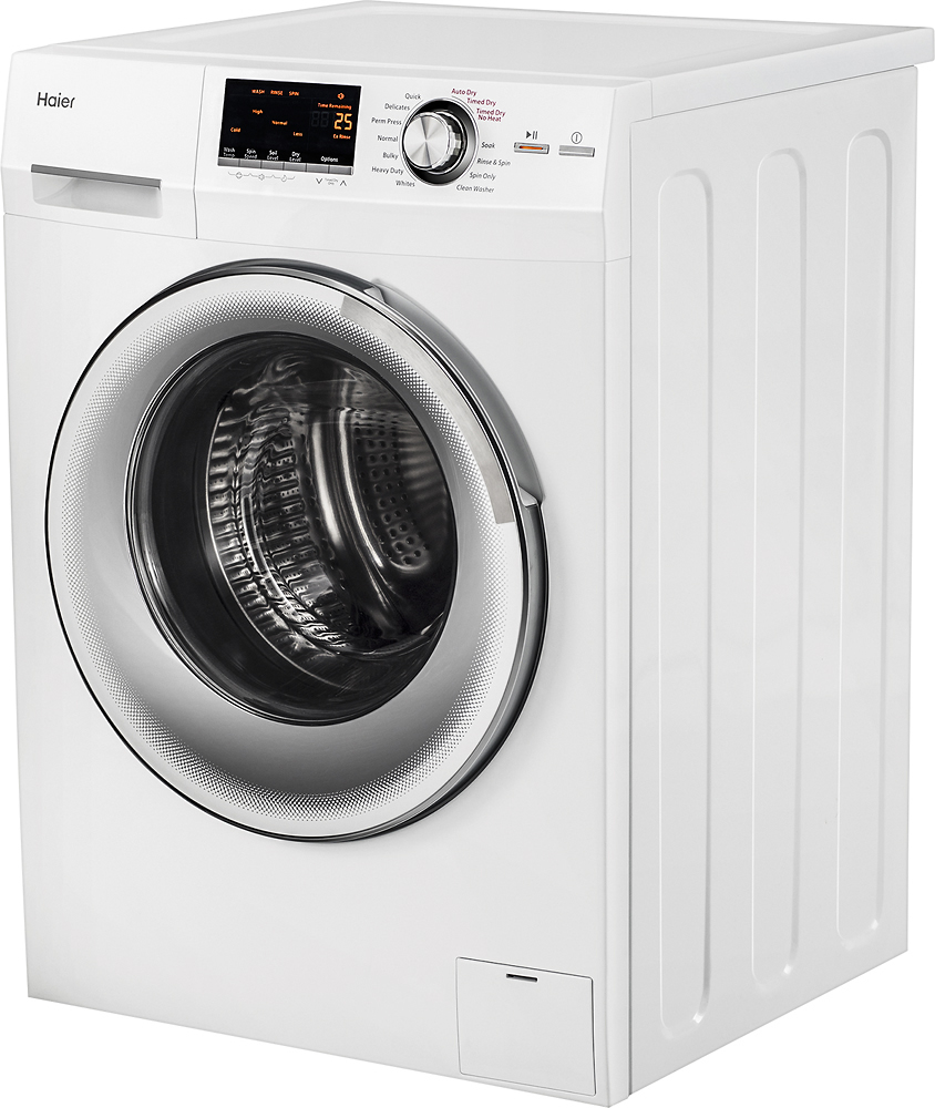 Miele stackable washer dryer ventless - Ft 8cycle Compact Washer And 3cycle Dryer Combo White At Pacific Sales