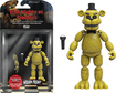 Funko - Five Night's At Freddy's Golden Freddy Figure - Multi 5712215
