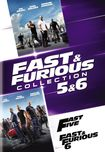 Fast And Furious Collection: 5 And 6 [2 Discs] (dvd) 5712626