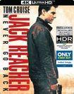 Jack Reacher: Never Go Back - Steelbook [4k Ultra Hd Blu-ray/blu-ray] [only @ Best Buy] 5712661