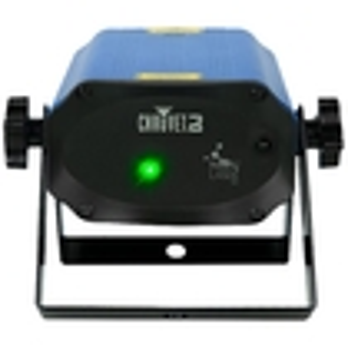 Chauvet Dj - Min Laser Rg Laser - Blue/black 5712728