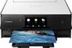 Canon - Pixma Ts9020 Wireless All-in-one Printer - White/bla