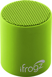 iFrogz - Coda Pop Bluetooth Speaker - Lemon Lime