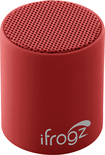 iFrogz - Coda Pop Bluetooth Speaker - Red