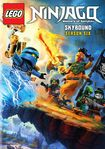 Lego Ninjago: Masters Of Spinjitzu - Season 6 (dvd) 5714334