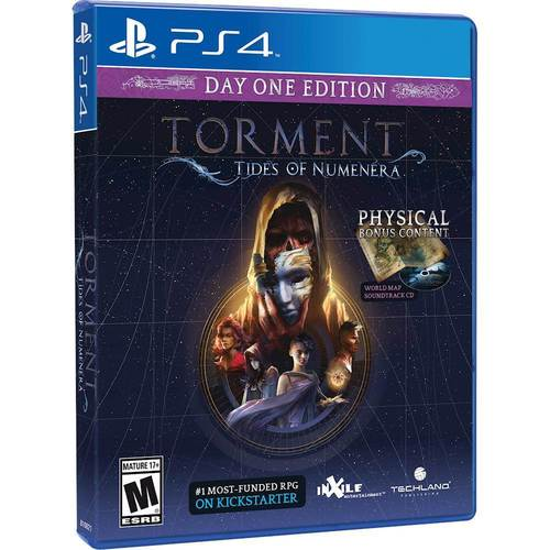 Torment: Tides of Numenera Day One Edition – PlayStation 4