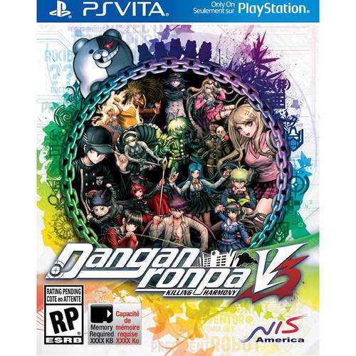 Danganronpa V3: Killing Harmony – PS Vita