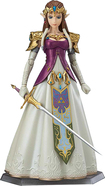Good Smile Company - Figma Zelda: Twilight Princess Ver. Figure - Multi 5714418