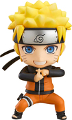 Good Smile Company - Naruto Shippuden: Nendoroid Naruto Uzumaki - Orange/black/yellow/blue 5714419