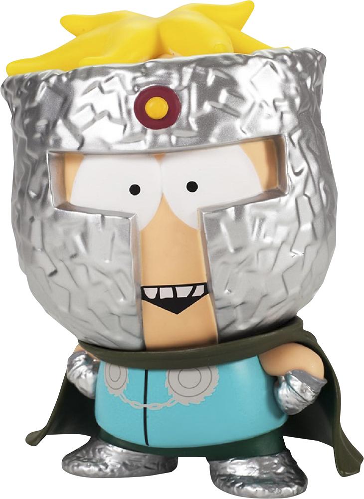 Kidrobot - South Park: Fractured But Whole Professor Chaos Medium Figure - Silver/blue/yellow/black 5714503