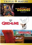 The Goonies/gremlins/gremlins 2: The New Batch (dvd) 5714796