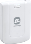 myCharge - Sojourn Portable Battery - White