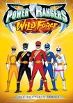 Power Rangers: Wild Force - The Complete Series [5 Discs] (dvd) 5716800