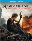 Resident Evil: The Final Chapter [includes Digital Copy] [blu-ray] 5717000