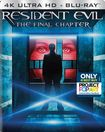 Resident Evil: The Final Chapter - Steelbook [3d] [4k Ultra Hd Blu-ray/blu-ray] [only @ Best Buy] 5717004