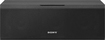 "Sony - Core Series 4"" 2-Way Center-Channel Speaker - Black"