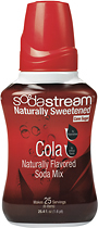 SodaStream - Naturally Sweetened Cola Sodamix