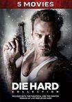 Die Hard: 5-movie Collection [5 Discs] (dvd) 5721511