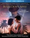 Rules Don't Apply [blu-ray/dvd] 5721522