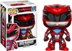 Funko - Pop! Movies Power Rangers: Red Ranger - Red 5723335