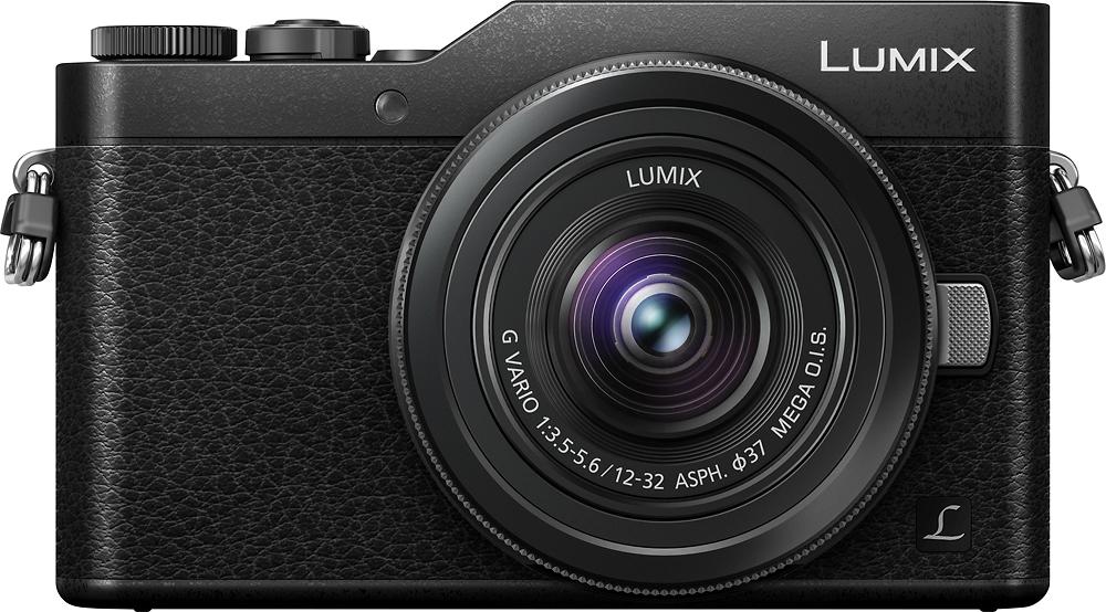 Panasonic - Lumix Gx850 Mirrorless Camera With 12-32mm Lens - Black