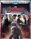 Avengers: Age Of Ultron [includes Digital Copy] [3d] [blu-ray] 5725047