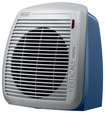 Delonghi - Safeheat Fan Heater - Gray/blue 5725149