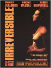 Irreversible (DVD) (Unrated) (Enhanced Widescreen for 16x9 TV) (Fre) 2002