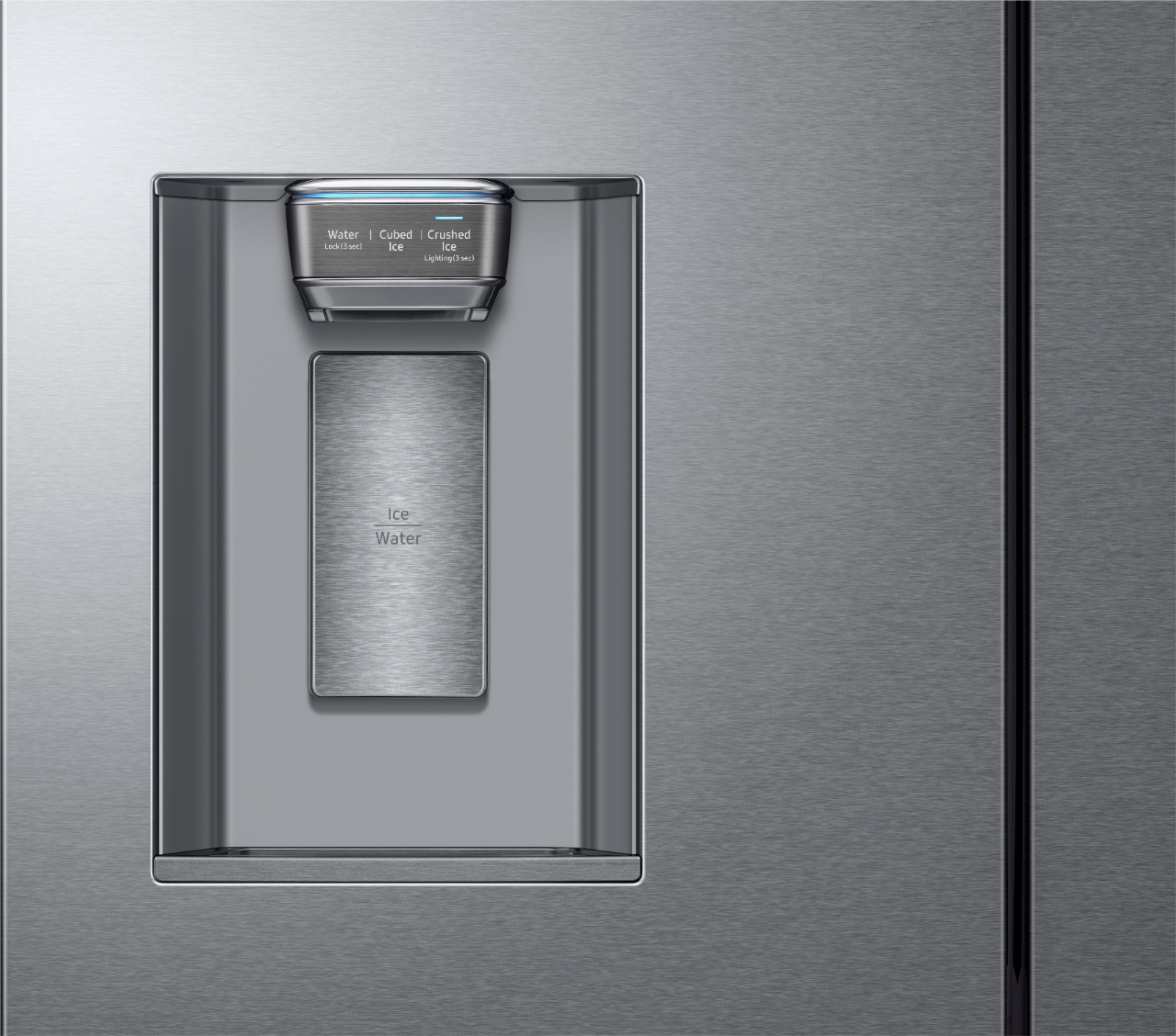 Ft. 4-Door French Door Counter-Depth Refrigerator & Samsung - 22.6 Cu. Ft. 4-Door French Door Counter-Depth ... pezcame.com