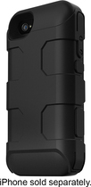 mophie - Juice Pack PRO Charging Case for Apple® iPhone® 4 and 4S - Black