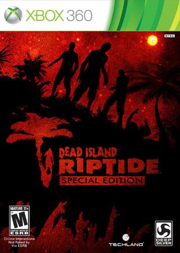 Dead Island Riptide: Special Edition - Xbox 360
