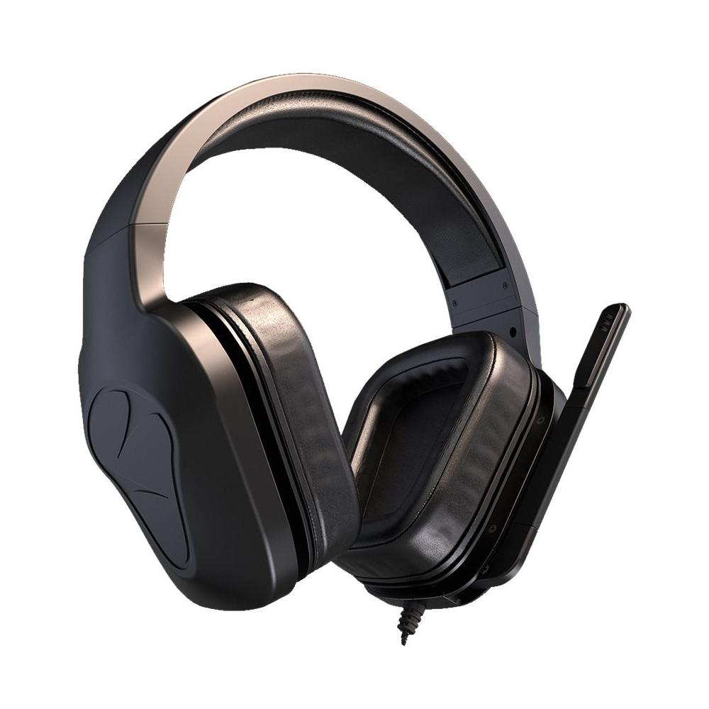 Mionix - Nash 20 Over-the-ear Headphones - Black