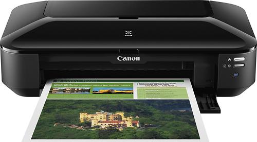 Canon - Pixma iX6820 Wireless Printer - Black